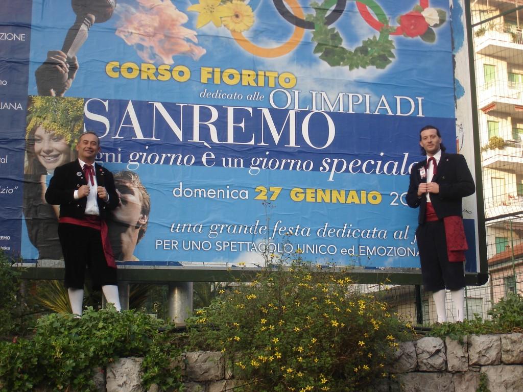 Gennaio 2008 – Sanremo