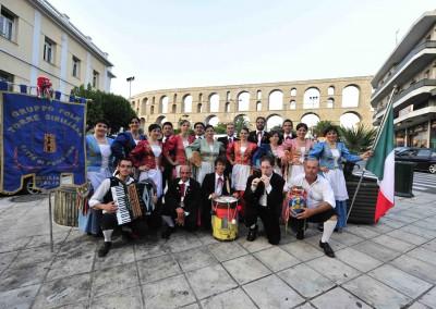 2013 – Grecia – 33° International Folk Festival Sun and Stone, Nea Karvali