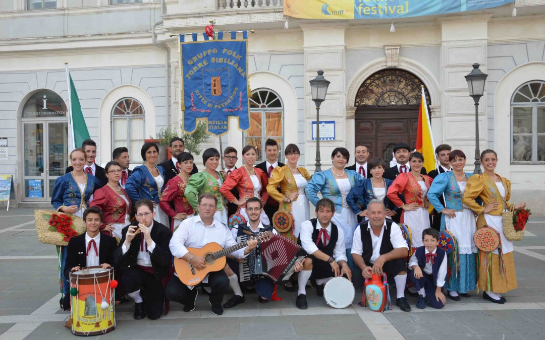 "2014 – Slovenia – ""Mediterranean International Folklore Festival"""