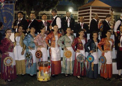 2012 – Isole Azzorre – 'XXVIII International Folkore of Azores
