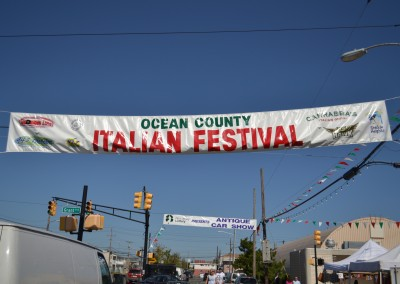 2011 – New Jersey – Ocean County Columbus Day Parade and Italian Festival